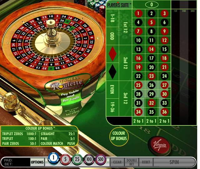 Play Roulette Online Real Money