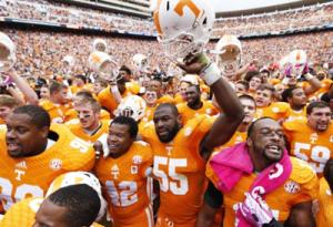 College Football Betting Tennessee Volunteers BetAnySports
