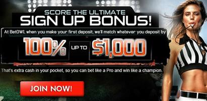 Deposit Options For Online Sportsbooks