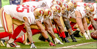 NFL Betting Matchup: Dallas Cowboys at San Francisco 49ers