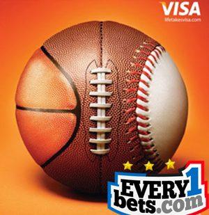 Visa Sportsbooks USA