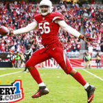 NFL Betting at BetAnySports -- Undefeated Cards Get Lots of Points Against Broncos