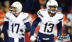NFL Odds at BetAnySports -- Chargers Laying a Field Goal to Chiefs