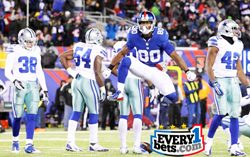 Sunday Night NFL Betting at BetAnySports -- Giants Look to Continue Offensive Progress Against Eagles