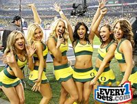 College Football Lines at Online Sportsbooks -- Oregon Controls Path to Playoff Bid