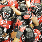 Monday Night NFL Betting Matchup: Atlanta Falcons at Green Bay Packers