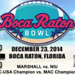 NCAA Boca Raton Bowl Betting Preview, Odds & Picks