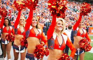 NFL Playoff Betting Matchup- Indianapolis Colts at Denver Broncos