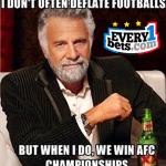 New England Patriots Deflategate Memes
