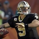 Drew Brees NFL Betting Lines, Spreads, Predictions, Trends & Odds – New Orleans Saints vs. New England Patriots